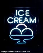 ICE SCREAM - Neondisplay