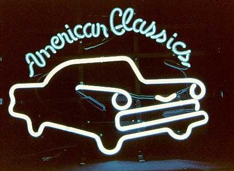 AMERICAN CLASSIC - Neonfifties